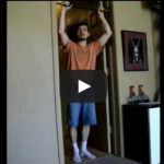 10 At Home Exercises on a Pullup Bar